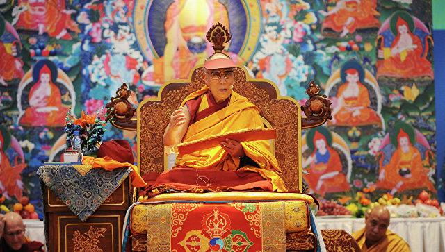 Духовным лидером буддистов вдальнейшем вполне может стать женщина— Далай-лама