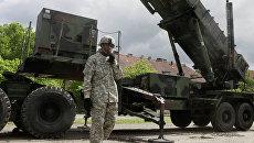 Армейский зенитно-ракетный комплекс. Архивное фото