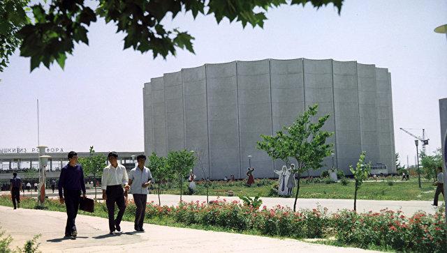Ташкент. Архивное фото