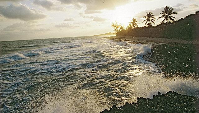 Побережье Атлантического океана. Архивное