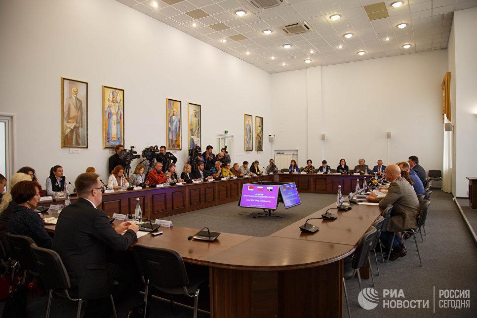 Журналисты России и Белоруссии изучили инновации в развитии АПК двух стран