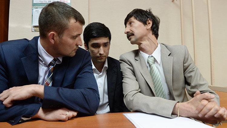 Прокурор просит реальный срок для сына вице-президента