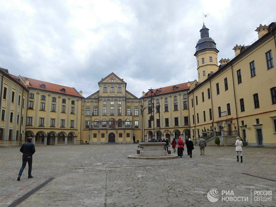 Дворцовый комплекс Несвижский замок