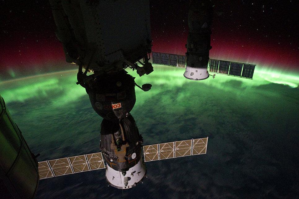 ВNASA признали эффективность общих полётов наМКС