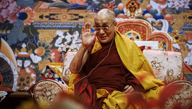 «Мы— коллективные животные»: Далай-лама поведал осмысле жизни