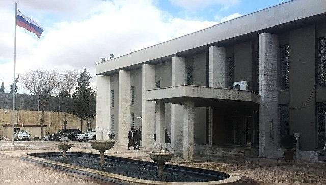 ПопосольствуРФ вСирии выпустили два минометных снаряда— МИДРФ