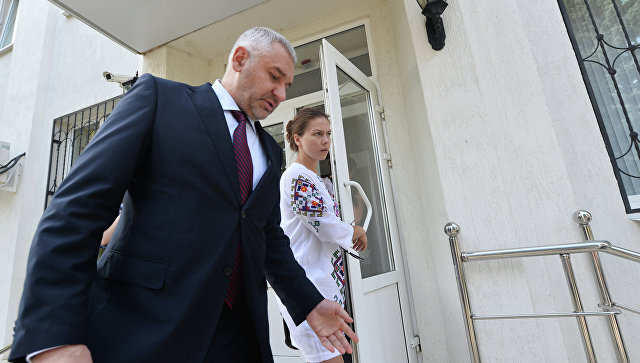 Адвокат украинской летчицы Надежды Савченко Марк Фейгин. Архивное фото
