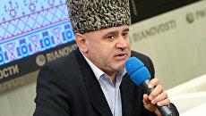 Шафиг Пшихачев. Архивное фото