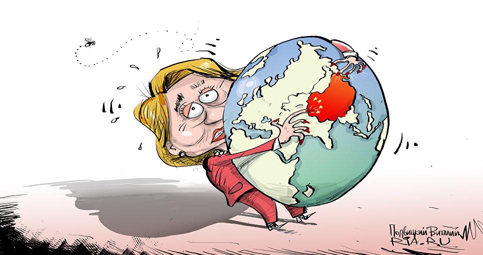 Wikileaks: Клинтон угрожала взять КНР вкольцо ПРО ивоенных кораблей