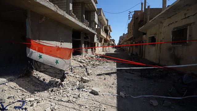 Гражданская война остановлена: Сирия и Россия уничтожают терроризм