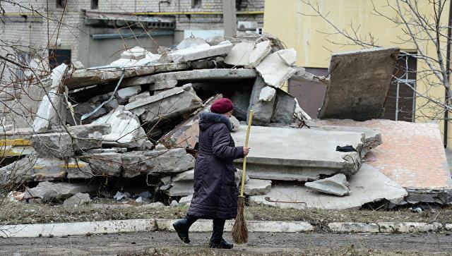 Украинские силовики вели минометный огонь потерритории ЛНР 15октября 2016 09:16