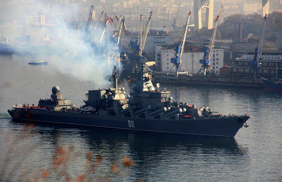 НАТО: РФнаправила весь Северный флот вСирию