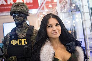 XX Международная выставка средств обеспечения безопасности государства Интерполитех - 2016 в Москве