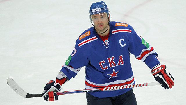 Хоккей. КХЛ. СКА- Сибирь. Архивное