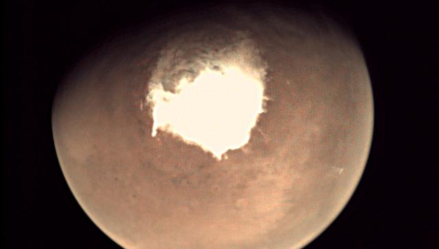 Жизнь наМарсе уничтожили солнечные ветры— Астрофизики