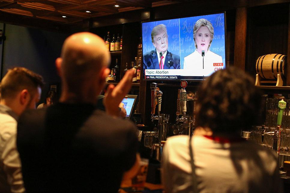 Результаты президентской гонки вСША интересуют граждан России — Опрос
