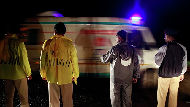 В Индии на канатной дороге упала кабина, семь человек погибли