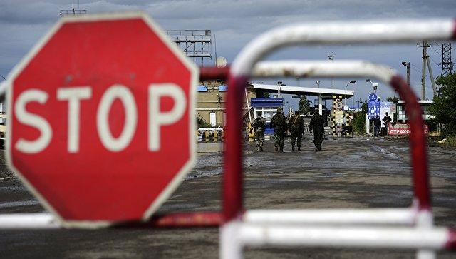 Олейник: контроль за границей РФ с Донбассом Киеву нужен лишь для одного