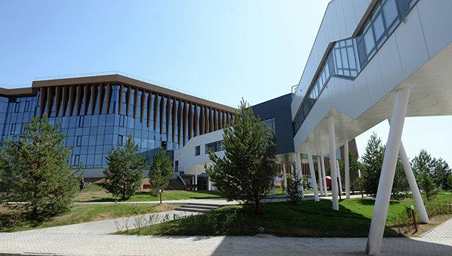 Учебный корпус университета в Иннополисе. Архивное фото
