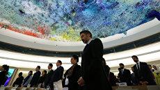 Специальная сессия Совета по правам человека ООН по ситуации в сирийском городе Алеппо в Женеве