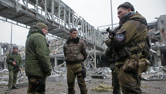 Где набирают добровольцев в донецк в москве
