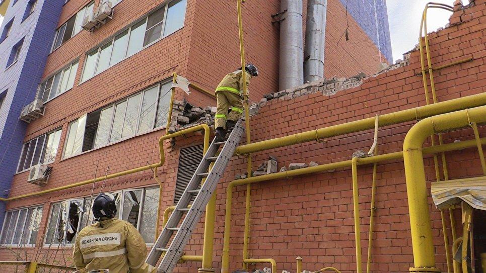 РежимЧС муниципального характера введен вРязани из-за взрыва дома