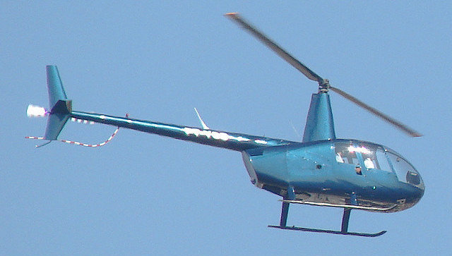 Вупавшем наАлтае вертолете мог находиться один из управляющих  компании Heliclub
