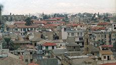 Турецкая часть кипрской столицы Никосии. Архивное фото