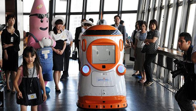 Специалист: роботов вскоре будет больше, чем людей