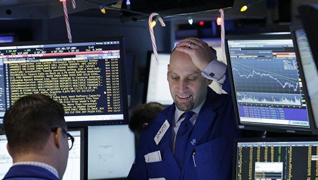 Мировые рынки обрушились после новостей олидерстве Трампа навыборах