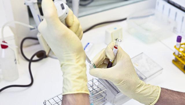 Проверка анализов в лаборатории