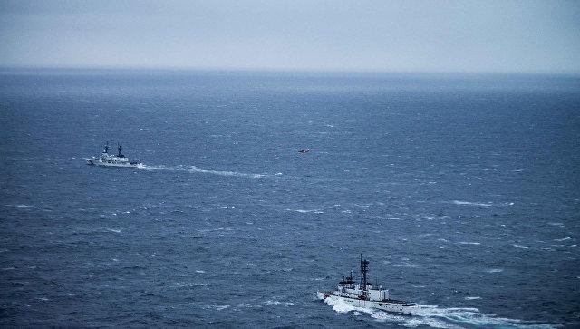 Катера береговой охраны США. Архивное фото