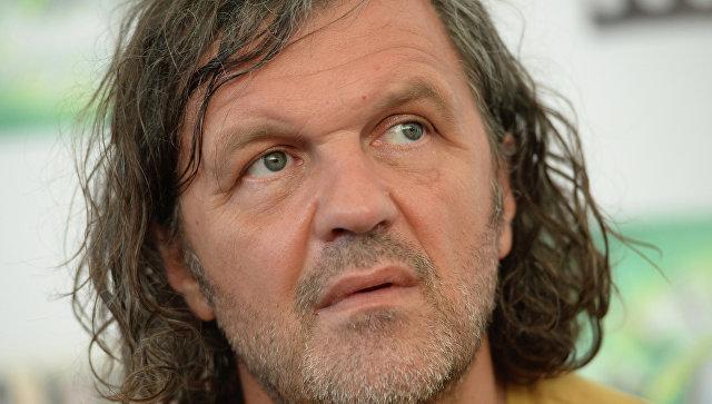 Кинорежиссёр Эмир Кустурица. Архивное фото