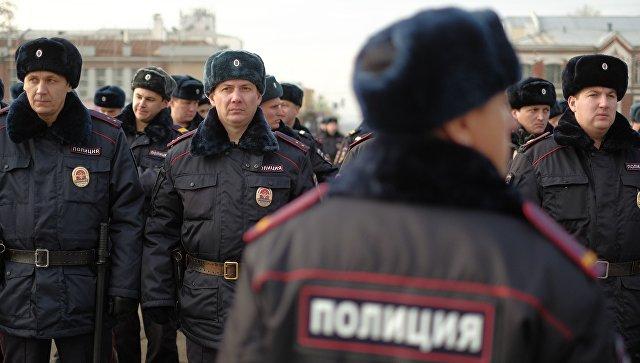 Путин сократил четырех генералов милиции