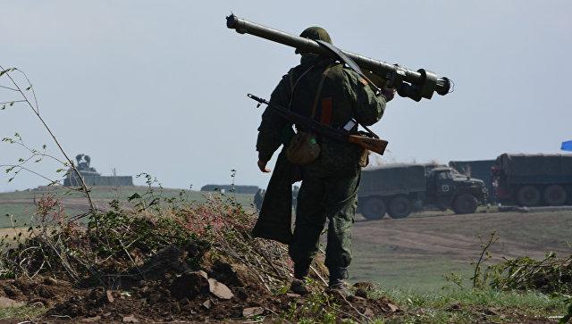 ВСУ обстреляли бойцов Народной милиции измашины скорой помощи— ЛНР