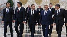 Дмитрий Медведев принимает участие в заседании Совета глав правительств государств – участников СНГ. Архивное фото