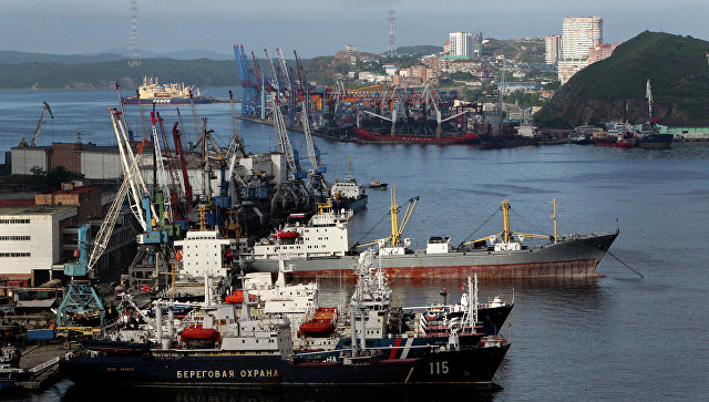 30 из35 инвестпроектов Свободного порта Владивосток будут сделаны вПриморье