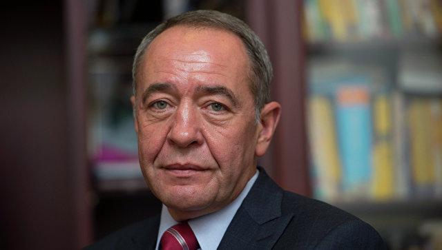 Экс-гендиректор Газпром-Медиа Михаил Лесин. Архивное фото