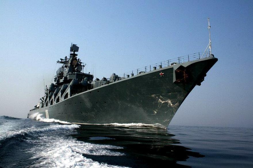 Самые массивные корабли русского флота— Гроза морей