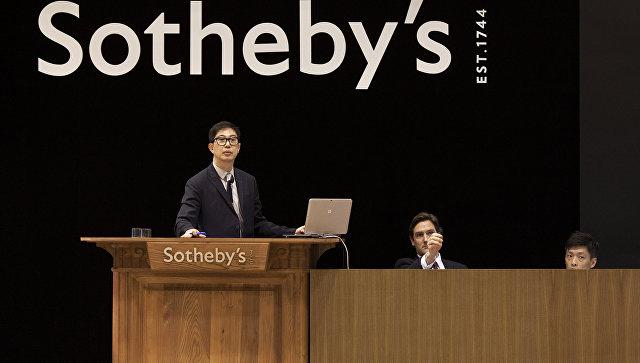 1-ый день торгов коллекцией Боуи наSotheby`s принес рекордные £24,3 млн