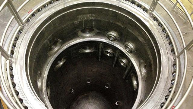 Реактор в учебном центре АЭС Пакш. Архивное фото