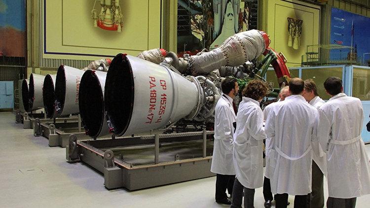 В ГД  предложили призвать к запрету продажи США ракетных двигателей РД-180