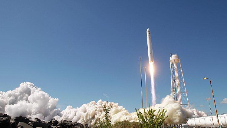 Первые ракетные двигатели РД-181 поставлены в США