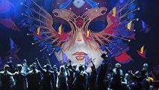 Выступления артистов на Российской национальной театральной премии и Фестиваля Золотая Маска. Архивное фото