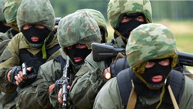 Международные соревнования подразделений спецназа и разведки. Архив