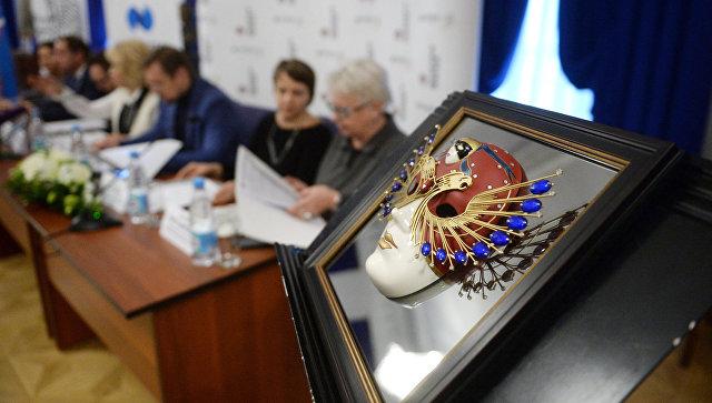 ВПетербурге «Золотая маска» пройдёт под эгидой Культурного форума