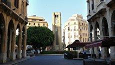 Бейрут. Архивное фото