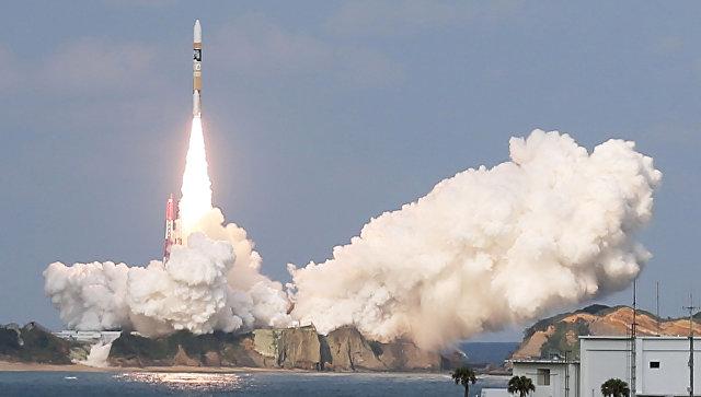 ВЯпонии запустили новый метеоспутник «Химавари-9»