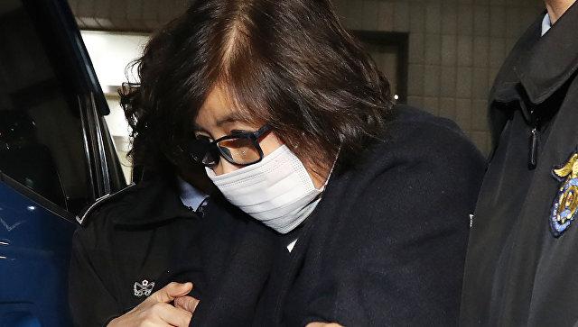 Подруга президента Южной Кореи предстала перед судом— Процесс пошел