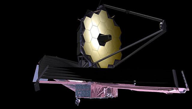 НАСА официально отложило запуск самого дорогого телескопа мира